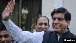 راجا پرویز اشرف، صدراعظم پاکستان