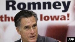 Колишній губернатор штату Массачусетс Міт Ромні вважає, що якщо американці економлять вдома, то мають обмежити і зовнішню допомогу.