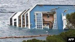 Prokurorët francezë fillojnë hetimet për incidentin e anijes Costa Concordia