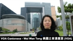 香港網絡電台主持人雨文表示,現在進行採訪工作會有憂慮
