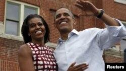 Michelle Obama resalta los mejores momentos junto a su esposo, el presidente de EE.UU.