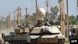 SHBA, për herë të parë tanke të blinduar në Afganistan