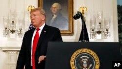 Madaxweynet Donald Trump