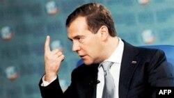 Մեդվեդևը «չի ցանկանում ընտրապայքար մղել Պուտինի դեմ»