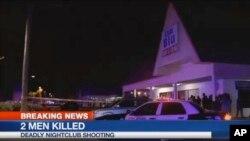 El club nocturno Blu en Fort Myers, Flroida, fue escenario de un tiroteo la madrugada del lunes, 25 de julio de 2016.