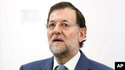Španski premijer Marijano Rahoj