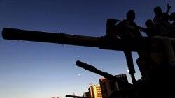 مخالفان دولت ليبی به سوی غرب کشور پيشروی می کنند