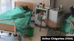 FILE: Some women recovering recently from Fistula surgery in Chinhoyi, Mashonaland Central province.