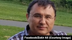 Zokir Aliyev (arxiv)
