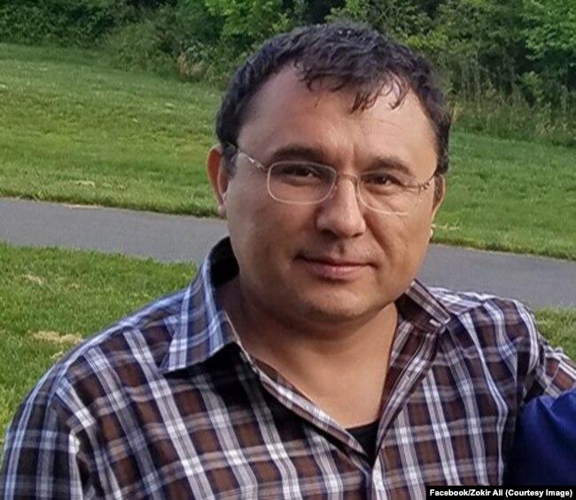 Zokir Aliyev 2000-yildan beri AQShda yashagan