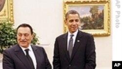 奥巴马敦促恢复中东和平谈判
