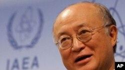 국제원자력기구(IAEA) 아마노 유키야 사무총장