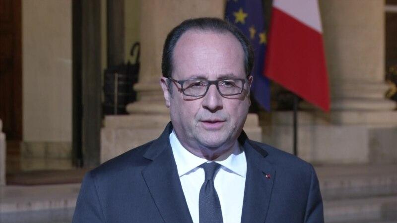Олланд: нападение на Елисейских полях имеет все признаки теракта
