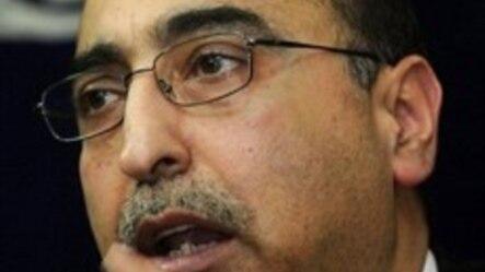Ông Abdul Basit, đại sứ Pakistan tại Ấn Độ