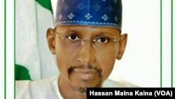 Mallam Muhammad Musa Bello Ministan Abuja