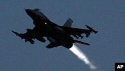 F-16戰機本週在義大利北約空軍基地起飛(美國空軍)