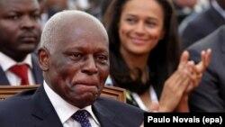 José Eduardo dos Santos, Presidente de Angola