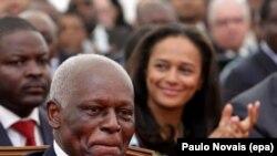Eduardo dos Santos fala Segunda-feira a Angola - 18:21