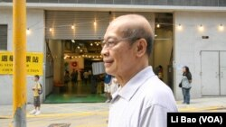 选民陈先生称民主自由至关重要