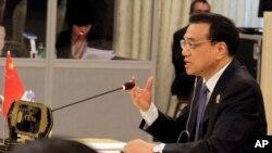 中国总理李克强(资料照片)