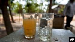 تفاوت بین آب کثیف و آب پاک
