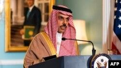 Amiir Faisal bin Farhan Al Saud