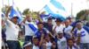Finaliza marcha nacional por la justicia en Nicaragua
