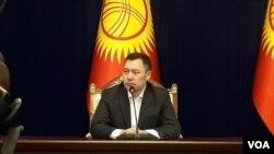 Sadir Japarov (elgizit.kg saytidan)