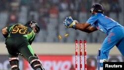 Tim kriket India melawan Pakistan