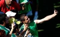 Javier Hernandez of Mexico.