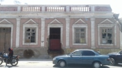 Edifícios históricos do Namibe abandonados - 2:02