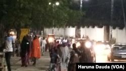 Harin Da Boko Haram Ta Kai Unguwar Jiddari-Pollo.