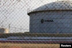 Venecuelanska naftna kompanija Pedavesa