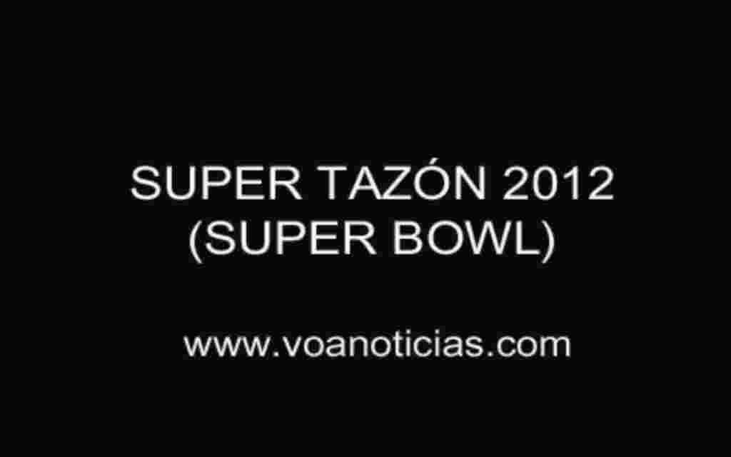 Super Tazón 2012