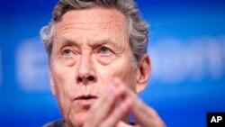 国际货币基金组织首席经济学家奥利维尔·布兰查德