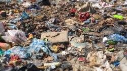 Desabamento de lixeira deixa 17 mortos em Maputo
