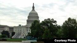 Capitol Hill in Washington, DC. (Diaa Bekheet/VOA)