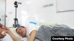 Việt Nam chỉ đồng ý trả tự do cho tù nhân lương tâm Đinh Đăng Định trong những ngày cuối đời.