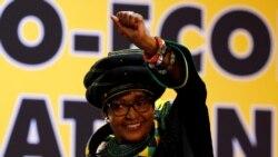 ေတာင္အာဖရိကသမၼတကေတာ္ေဟာင္း Winnie Mandela ကြယ္လြန္