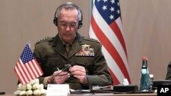 Председатель Объединенного комитета начальников штабов генерал Джозеф Данфорд