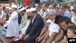 Festohet në Shkodër Fitër Bajrami