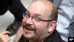 جیسون رضائیان خبرنگار روزنامه واشنگتن پست که در ایران زندانی است