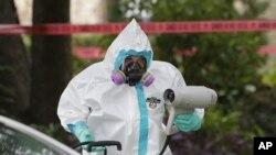Venezuela hará pruebas de protocolos de actuación con equipos contra el ébola.