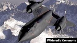 Máy bay do thám SR-71 Blackbird của Mỹ