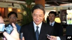 Wakil Menteri Luar Negeri Taiwan, Zhang Zhijun dijadwalkan akan mengunjungi kota Nanjing dan Shanghai 11-14 Februari 2014 mendatang (Foto: dok).