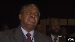 Ambassador Phelekezela Mphoko