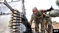 Un militaire des FARDC
