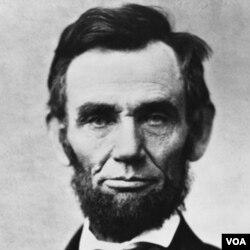Abraham Lincoln, Presiden Amerika ke 16 menjabat dari tahun 1861-1865 (foto: dok).