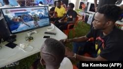Le second festival d'électronique et de jeux vidéo d'Abidjan a eu lieu au Palais de la culture dans la capitale ivoirienne le 24 novembre 2018.