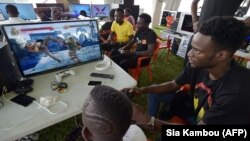 Festival of Electronics and Video Games in Abidjan
